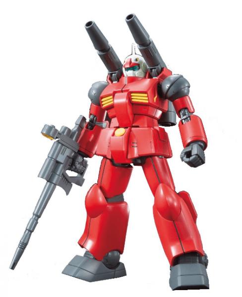 Gundam: 1/144 HGUC RX-77-2 GUNCANNON