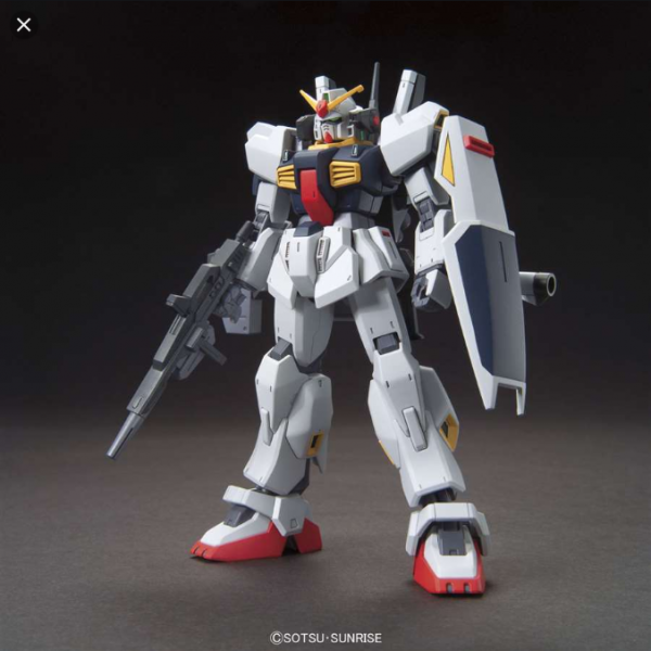 Gundam: 1/144HGUC RX-178 GUNDAM MK-Ⅱ (AEUG)