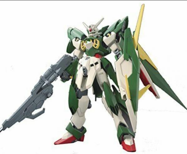 Gundam: HGBF 1/144 GUNDAM FENICE RINASCITA