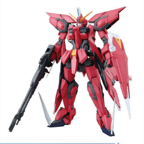 Gundam: MG 1/100 AEGIS GUNDAM
