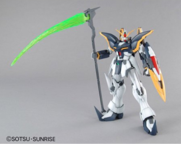 Gundam: MG 1/100 GUNDAM DEATHSCYTHE (EW Ver.)