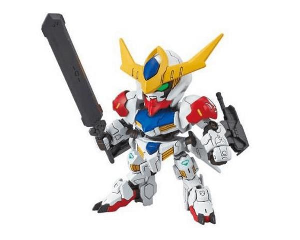 Gundam: SD GUNDAM EX-STANDARD 014 GUNDAM BARBATOS LUPUS