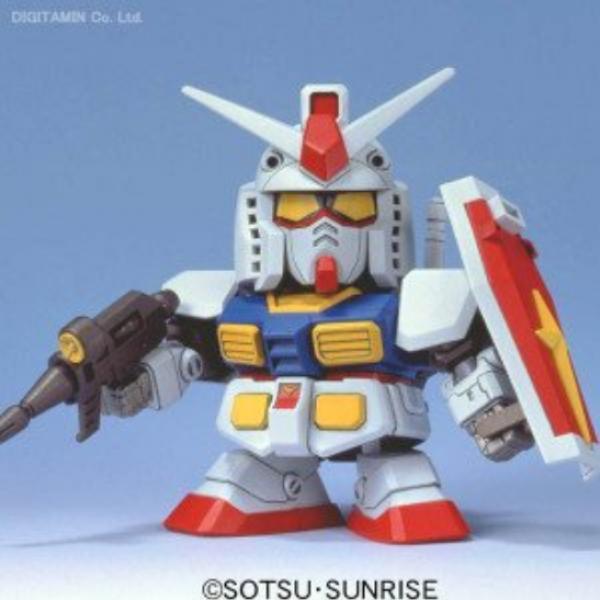 Gundam:  BB200 RX-78-2 GUNDAM