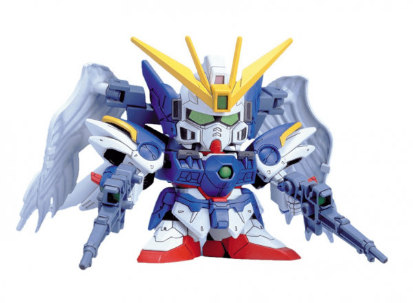 Gundam: BB203 W GUNDAM ZERO CUSTOM