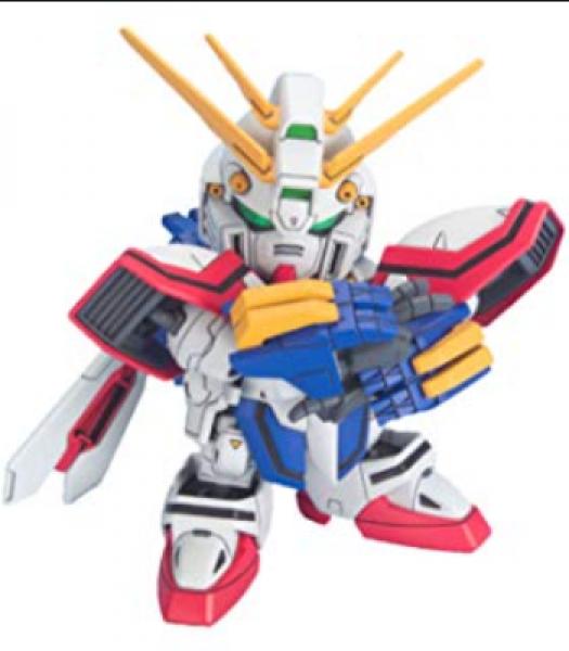 Gundam: BB242 GF13-01NJ Ⅱ G GUNDAM