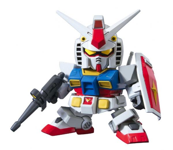 Gundam: BB329 RX-78-2 GUNDAM (Animation Color)