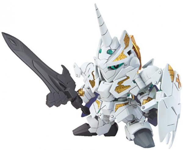Gundam: BB385 LEGENDBB KNIGHT UNICORN GUNDAM