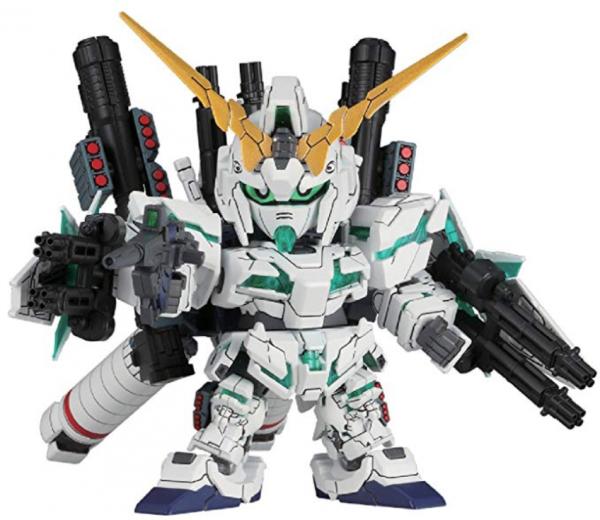 Gundam: BB390 FULL ARMOR UNICORN GUNDAM