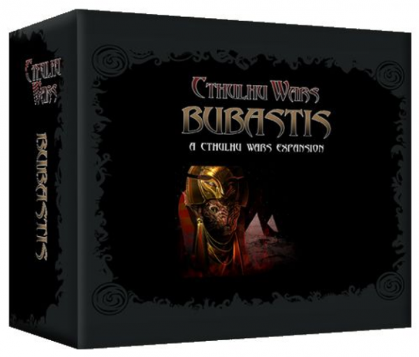 Cthulhu Wars: Bubastis Faction