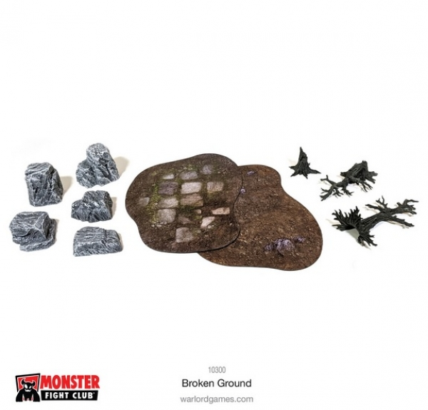 Monster Scenery: Broken Ground