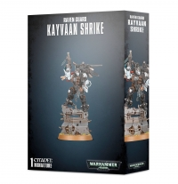 Warhammer 40K: RAVEN GUARD KAYVAAN SHRIKE