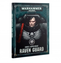 Warhammer 40K: RAVEN GUARD CODEX (HC) (2019)