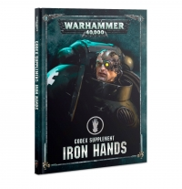 Warhammer 40K: Iron Hands Codex (HC) (2019)