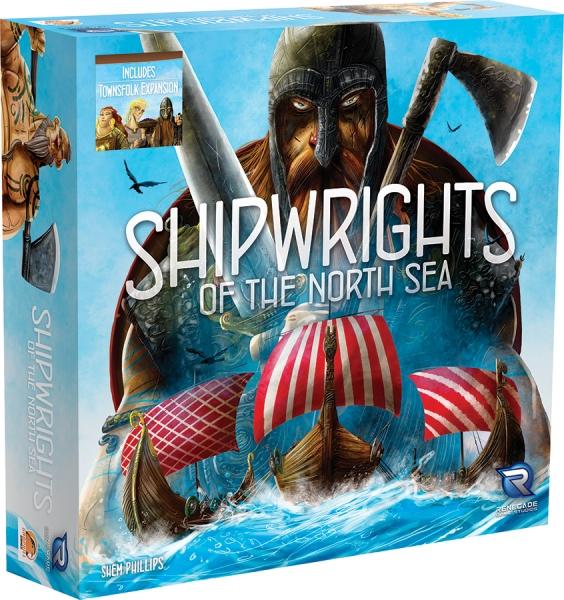 Shipwrights of the North Sea