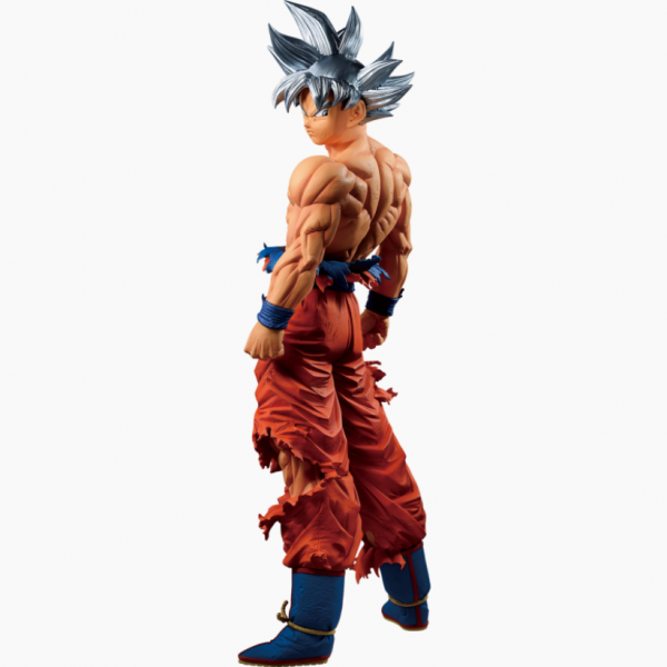 Bandai Hobby: Son Goku Ultra Instinct (Extreme Saiyan) ''Dragon Ball'', Bandai Ichiban Fig