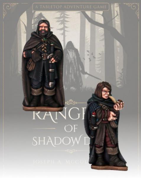 28mm Fantasy: Rangers of Shadow Deep #3 (2)