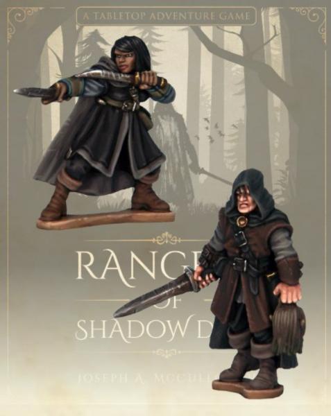 28mm Fantasy: Rangers of Shadow Deep #1 (2)