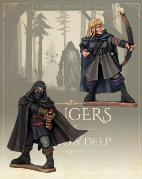 28mm Fantasy: Rangers of Shadow Deep #2 (2)