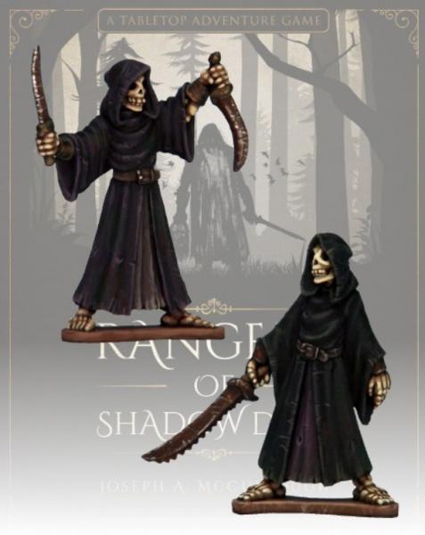 28mm Fantasy: Skeletons of Shadow Deep (2)