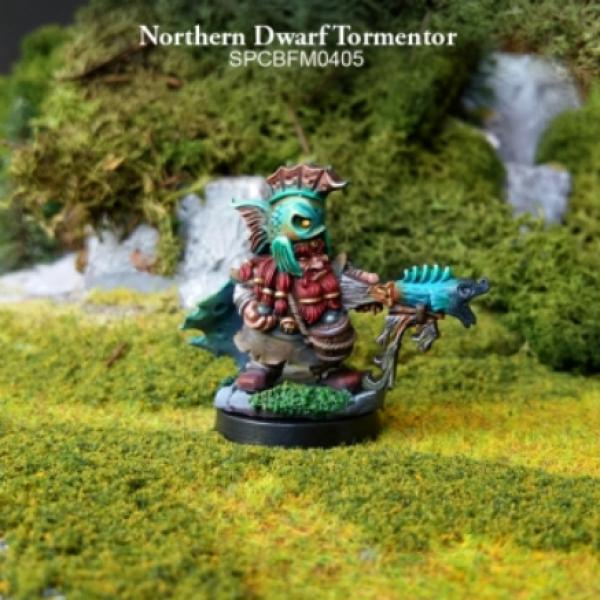28mm Fantasy: Battle for Morten - Northern Dwarf Tormentor