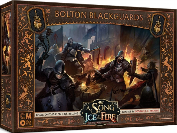 Song of Ice & Fire Miniatures Game: Bolton Blackguards Unit Box
