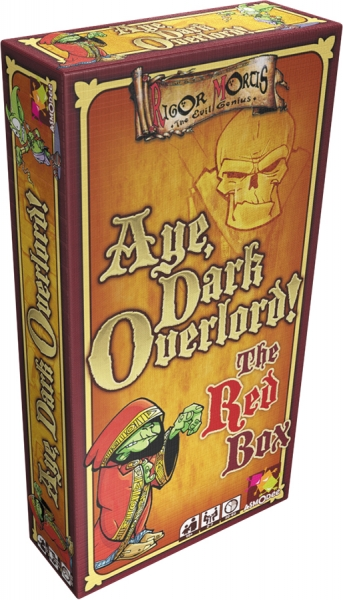 Aye Dark Overlord! (The Red Box)