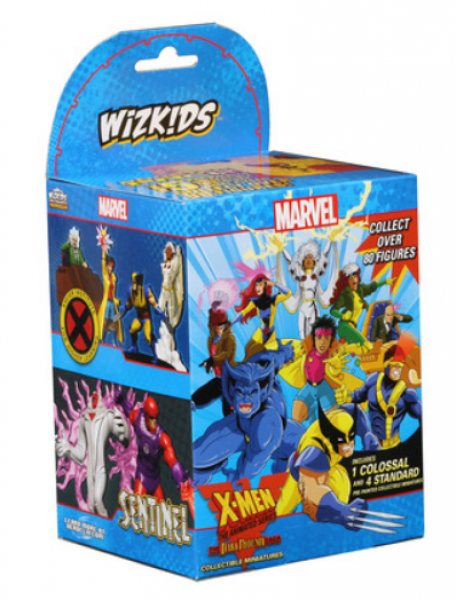 Marvel HeroClix: X-Men the Animated Series, the Dark Phoenix Saga Colossal Booster Pack (1)