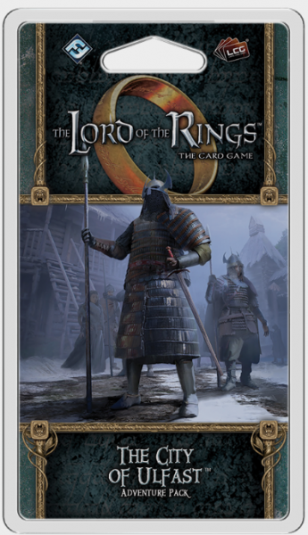 Lord of the Rings LCG: The City of Ulfast Expansion Pack