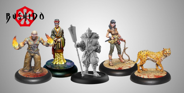 Bushido, Risen Sun: Silvermoon Trade Syndicate Starter Set