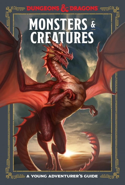 D&D: Monsters & Creatures - A Young Adventurer's Guide (HC)