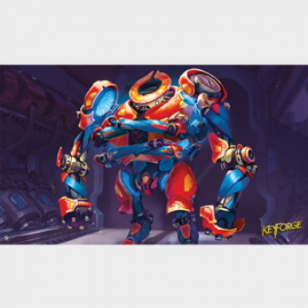 Keyforge: Titan Guardian Playmat