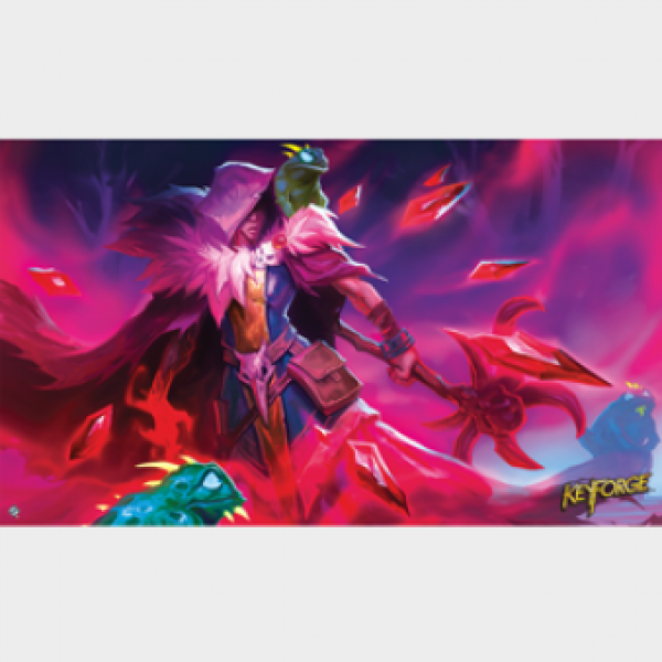 Keyforge: Xenos Bloodshadow Playmat