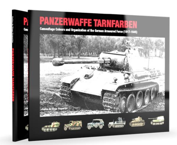 Abteilung 502: PANZERWAFFE TARNFARBEN (HC)
