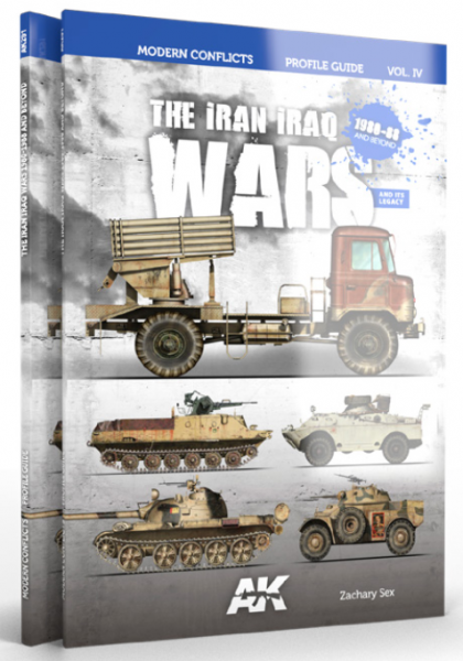 AK-Interactive: The Iran Iraq War 1980-1988
