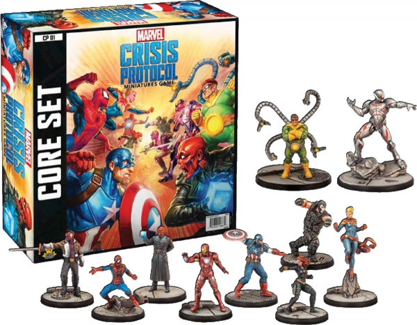 Marvel Crisis Protocol: Core Game