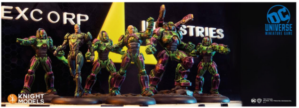 Knight Models DC Universe: Lex Corp Army