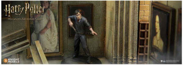 Harry Potter Miniature Game: Neville Longbottom (Order of the Phoenix)