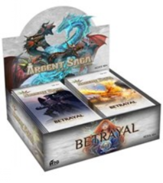 Argent Saga TCG: Set 01 - Betrayal Booster Pack (1)