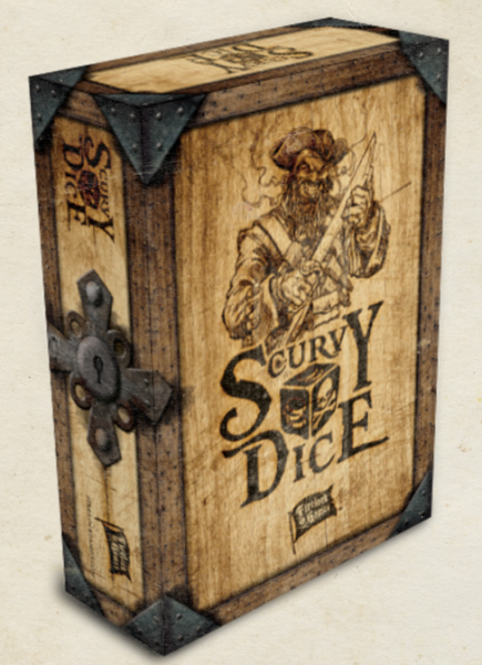 Scurvy Dice