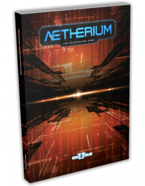 Aetherium RPG: Core Rules
