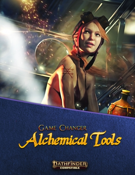 Pathfinder RPG: Game Changer - Alchemical Tools