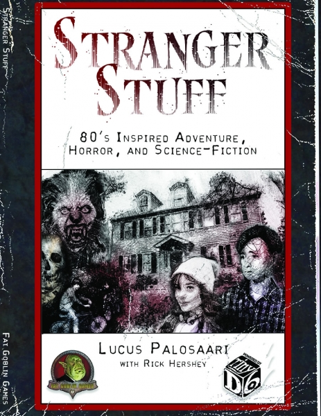 Stranger Stuff RPG (TinyD6)