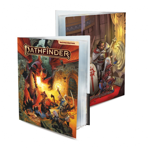Pathfinder (P2) RPG: Second Edition Character Folio