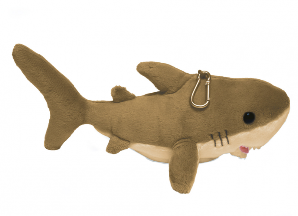 9″ Shark Gamer Pouch