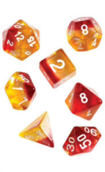 Exotic Dice Sets: Divinity Original Sin 2 Dice Set (7)