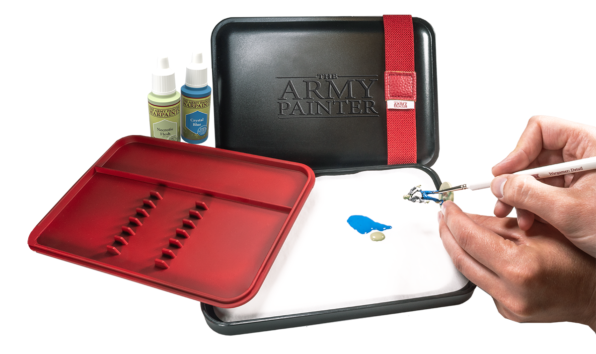 Hobby Tools & Accessories: Army Painter Wet Palette