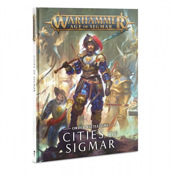 Age of Sigmar: Battletome - Cities of Sigmar (HC)