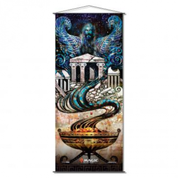Magic The Gathering: Wall Scroll - Theros Beyond Death Medomai's Prophecy