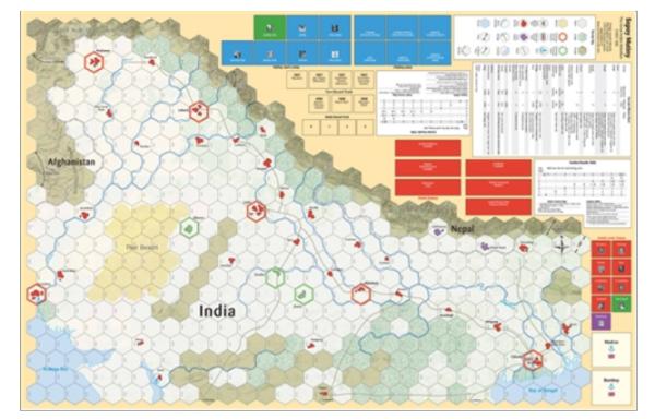 Strategy & Tactics Magazine #320: Sepoy Mutiny