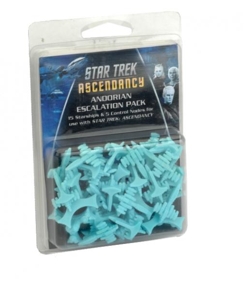 Star Trek Ascendancy: Andorian Empire Escalation Pack